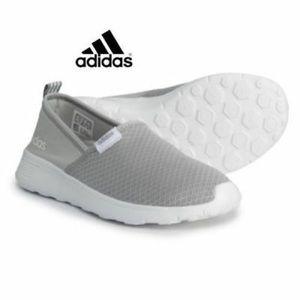Adidas Lite Racer Memory Foam Racer Gray 8.5
